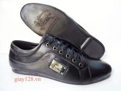 Ảnh số 44: Giày da nma Burberry - Giá: 650.000