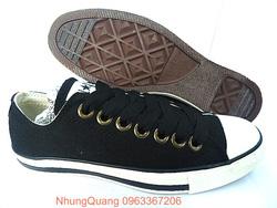 Ảnh số 85: Giày converse khuy to - Giá: 550.000