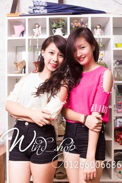 ?nh s? 6: Wind shop 218 Lê Duẩn - Giá: 1.000