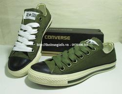 Ảnh số 16: Army Green (Xanh Bộ đội_mõm đen) size từ 39 đến 42 - Giá: 450.000
