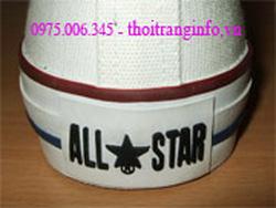Ảnh số 96: Gót chữ ALL Star dập nổi - Giá: 100.000