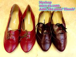 Ảnh số 90: Giày Vintage: 120k - Giá: 120.000