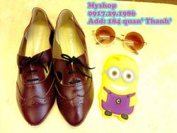 Ảnh số 92: Giày Vintage: 120k - Giá: 120.000