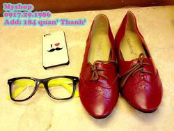 Ảnh số 93: Giày Vintage: 120k - Giá: 120.000