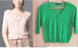 Ảnh số 30: áo len sợi mongtoghi hàng zara - Giá: 150.000