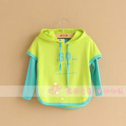 Ảnh số 19: 15. Áo bé gái 1-5 tuổi (cotton), 2 màu. Giá : 245k - Giá: 245.000