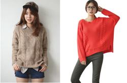 Ảnh số 1: áo len Hàn Quốc - Giá: 30.000