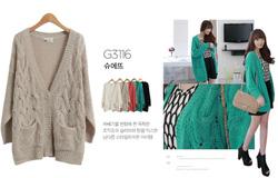 Ảnh số 30: áo cartigan Hàn quốc - Giá: 30.000