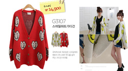 Ảnh số 45: áo len Hàn Quốc - Giá: 30.000