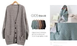Ảnh số 53: áo len Hàn Quốc - Giá: 30.000