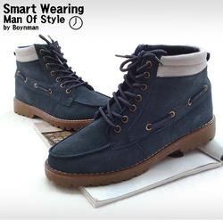 Ảnh số 79: boots nam ms 79 (xanh, nâu) - Giá: 400.000