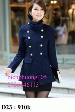 ?nh s? 23: Áo khoác  bichphuong105 - Giá: 910.000