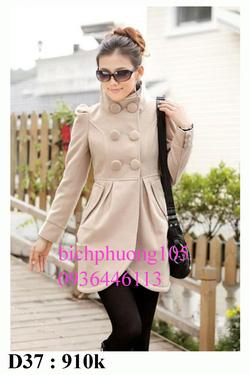 ?nh s? 37: Áo khoác  bichphuong105 - Giá: 910.000