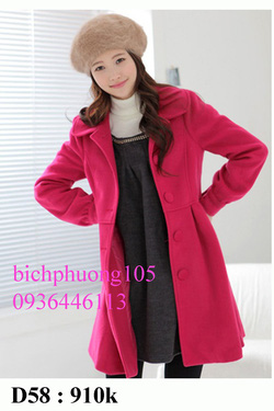 ?nh s? 58: Áo khoác bichphuong105 - Giá: 910.000