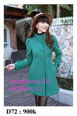?nh s? 72: Áo khoác  bichphuong105 - Giá: 900.000