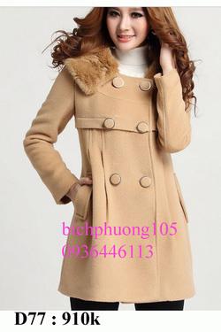 ?nh s? 77: Áo khoác  bichphuong105 - Giá: 910.000