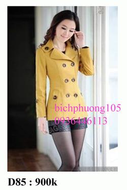 ?nh s? 85: Áo khoác  bichphuong105 - Giá: 900.000