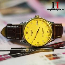 Ảnh số 54: Đồng hồ longines mặt vàng - Giá: 1.280.000