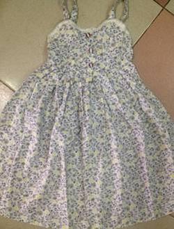 Ảnh số 5: Đầm vải 2 dây Zara,Hàng công ty cao cấp. - Giá: 55.000