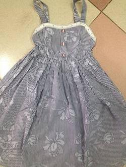 Ảnh số 6: Đầm vải 2 dây Zara,Hàng công ty cao cấp. - Giá: 55.000