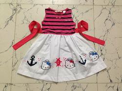Ảnh số 12: Đầm Hello Kitty sát nách.Ri 6 cái 2-7T. - Giá: 55.000