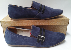 Ảnh số 13: Giày da lộn/ A006 - Giá: 400.000