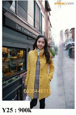 Ảnh số 25: áo dạ - Giá: 10.000