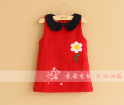 Ảnh số 2: 2. Áo bé gái 2-7 tuổi (Băng lông), 3 màu, Giá : 295k - Giá: 295.000