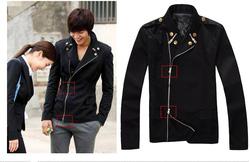 Ảnh số 42: áo khoác kaki - Giá: 500.000