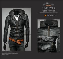 Ảnh số 56: áo khoác da - Giá: 550.000