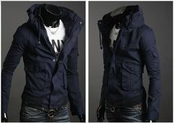 Ảnh số 92: áo khoác kaki - Giá: 650.000