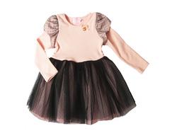 Ảnh số 3: Váy voan tay bồng nơ cổ - VA363 - Giá: 525.000