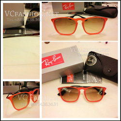 ?nh s? 65: Ray Ban 4187 Red - Giá: 750.000