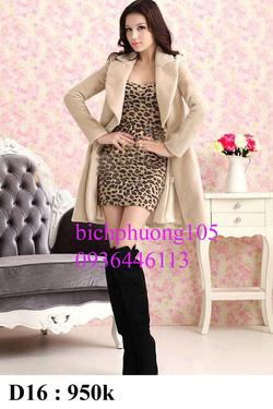?nh s? 16: Áo khoác bichphuong105 - Giá: 950.000