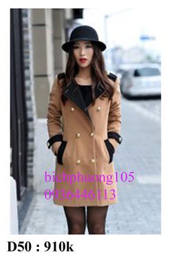 ?nh s? 50: Áo khoác  bichphuong105 - Giá: 910.000