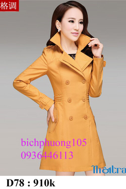?nh s? 78: Áo khoác  bichphuong105 - Giá: 910.000