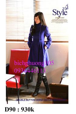 ?nh s? 90: Áo khoác  bichphuong105 - Giá: 930.000
