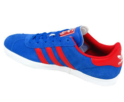 Ảnh số 1: adidas Trainer xanh đỏ - Giá: 750.000