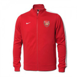 Ảnh số 4: Áo khoác nam thể thao Arsenal đỏ cờ - Giá: 195.000