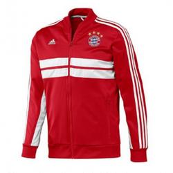 Ảnh số 7: Áo khoác nam thể thao Bayern Munich đỏ - Giá: 160.000