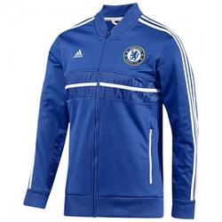 Ảnh số 8: Áo khoác nam thể thao Chelsea xanh dương - Giá: 160.000
