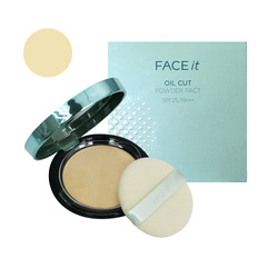 Ảnh số 26: Phấn Face It Oil Cut - The Face Shop - Giá: 260.000