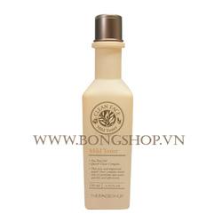 Ảnh số 88: Nước hoa hồng dành cho da dầu và mụn - Clean Face Mild Toner The Face Shop - Giá: 190.000