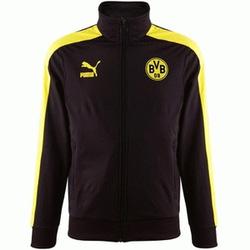 Ảnh số 16: Áo khoác nam thể thao Dortmund đen kẻ vàng - Giá: 160.000