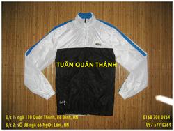 Ảnh số 71: áo Lacoste gió - Giá: 300.000