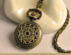 Ảnh số 40: DCDH 142_Đồng hồ quả quýt nhỏ (ĐK: 2,8cm) - Giá: 110.000