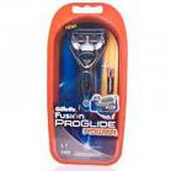 Ảnh số 3: Dao cạo râu Gillette Fusion 5 lưỡi siêu bền sắc - Giá: 680.000