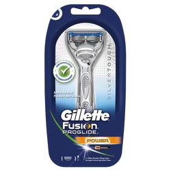 ?nh s? 4: Dao cạo râu Gillette Fusion Silver Power - Giá: 680.000
