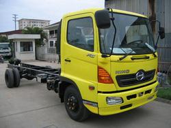Bán xe tải Hino 6.4 tấn, Đại lý bán trả góp xe tải Hino FC 6.4 tấn thùng dài 6.8 mét
