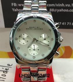 Ảnh số 66: Đồng hồ MarcJacobs - Giá: 400.000